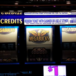 Megabucks Spielautomat