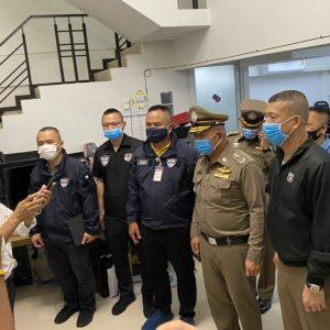 Thailand Polizei PK