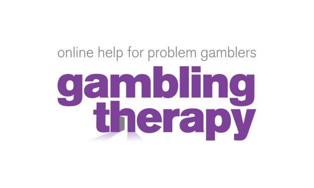 Logo gamblingtherapy.org