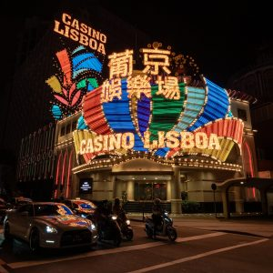 Casino Lisboa in Macau
