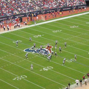 NFL Footballspiel