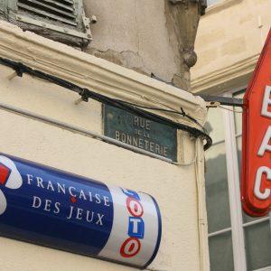 Française des Jeux- und Tabak-Reklame