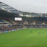Fußball in Frankreich: Zuschauer kehren ins Stadion zurück