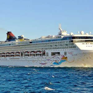 Kreuzfahrtschiff Explorer Dream Genting