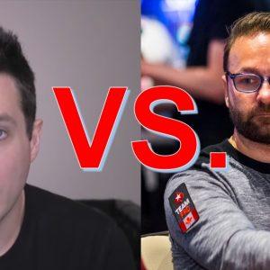 Doug Polk vs Daniel Negreanu