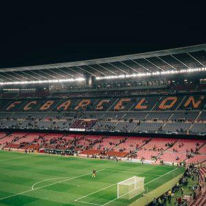 Stadion des FC Barcelona