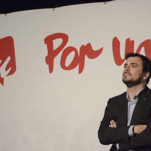 Alberto Garzón, spanischer Verbraucherschutzminister
