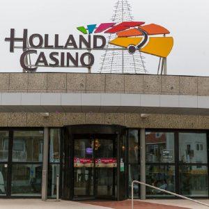 Holland Casino Außenansicht