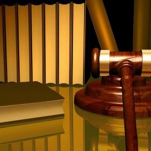 Richterhammer Gesetzbuch Gesetz