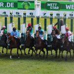 Deutscher Pferderennsport erhält mediale Bühne: Sport1 überträgt live das IDEE 151. Deutsche Derby