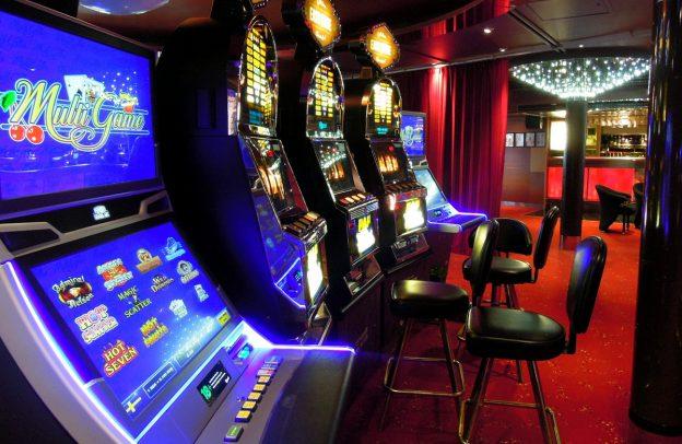 Spielhalle Spielautomaten