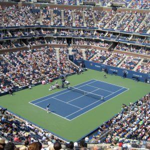Tennis Arthur Ashe Stadion