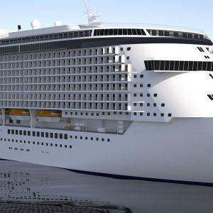 Kreuzfahrtschiff Global Class