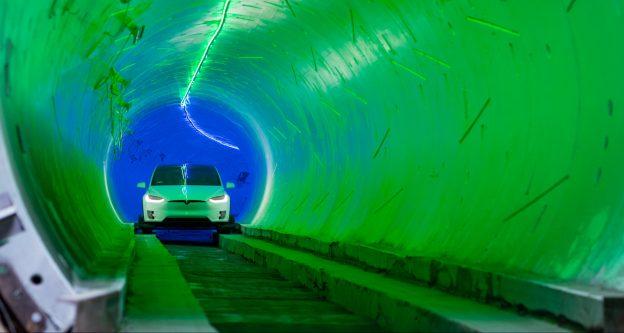Vegas Loop Tunnel