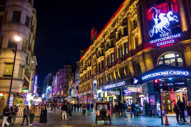 London Hippodrome Casino