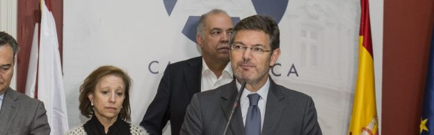 Rafael Catalá, ehemaliger Justizminister Spaniens
