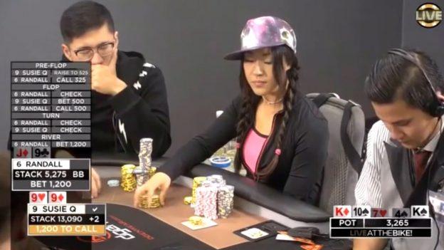 Suzie Zhao Suzie Q Pokerspielerin