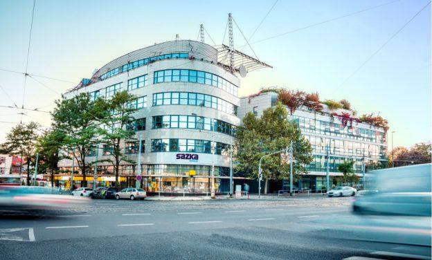 Hauptquartier der Sazka Group