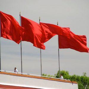 rote Flaggen