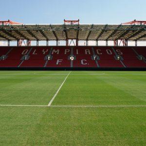 Stadion in Griechenland