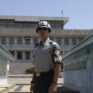 Soldaten in Südkorea