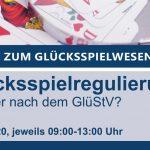 Webkonferenz zum Glücksspielwesen: Chefs der Staatskanzleien loben neuen GlüStV