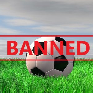 banned fußball