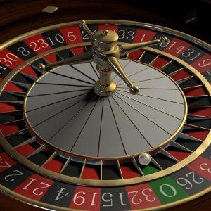 Eine Roulette-Kessel