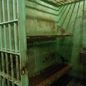 Gefängniszelle Gitter Gefängnis