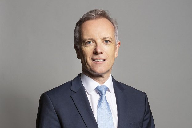 Rob Butler britischer Politiker Parlamentarier MP