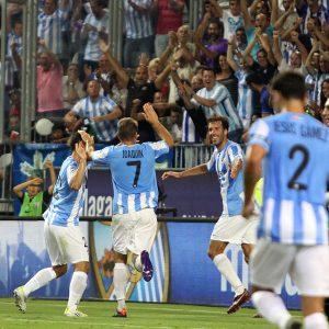 FC Málaga, Trikots