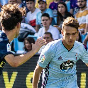 Denis Suárez, RC Celta Vigo, spanischer Fußballspieler