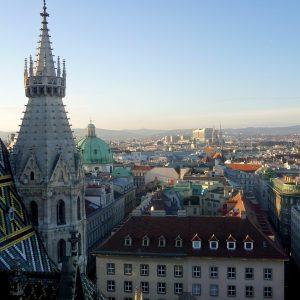 Dächer von Wien