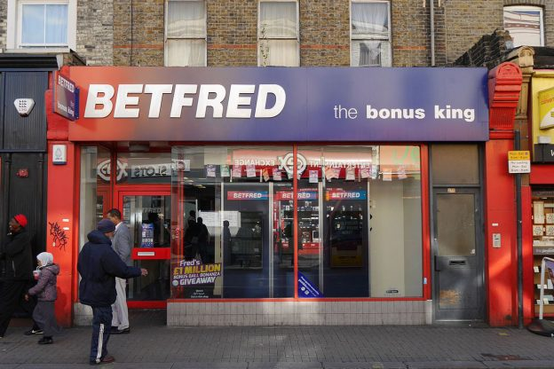 Betfred-Shop