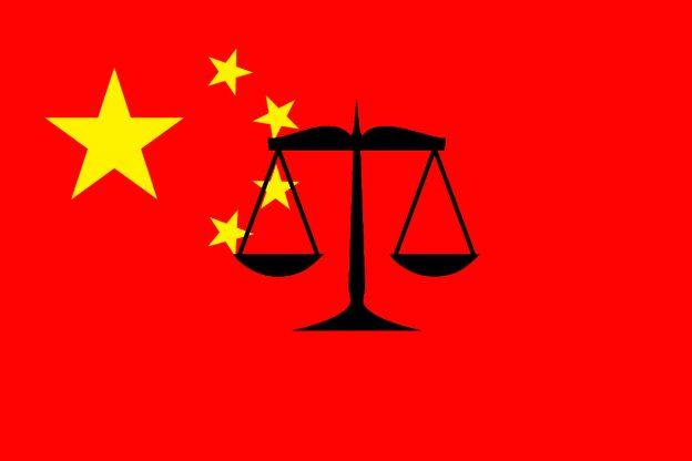 China Waage