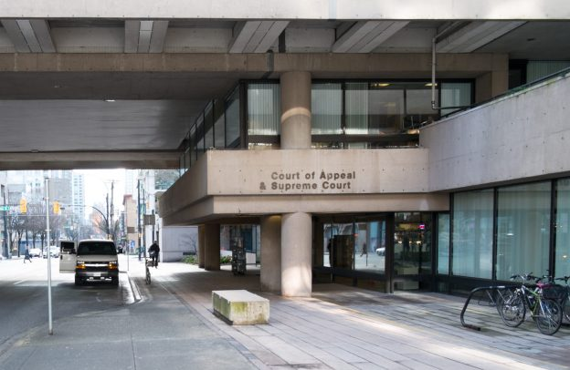 British Columbia Court of Appeal & Supreme Court