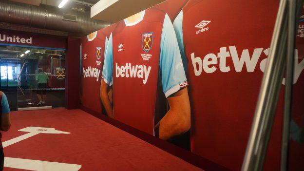 Westham United-Trikots