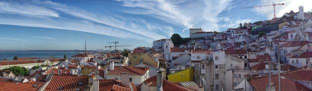 Lissabon, Altstadt Lissabon, Portugal