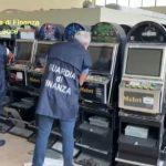 Schlag gegen Apuliens Mafia: 1.500 Spielautomaten und 3,5 Mio. Euro konfisziert