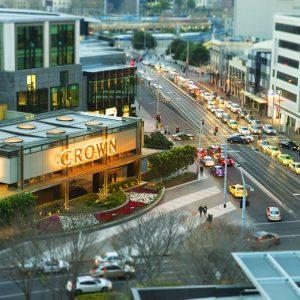 Crown Casino Straße