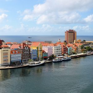 Curaçao am Meer