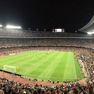 Fußballstadion Spanien, FC Barcelona