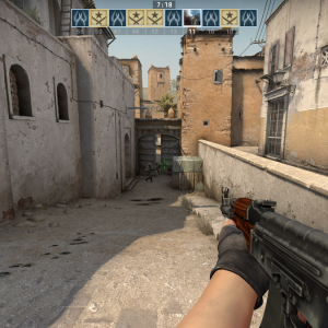Counter-Strike: Global Offensive (CS:GO) Szene