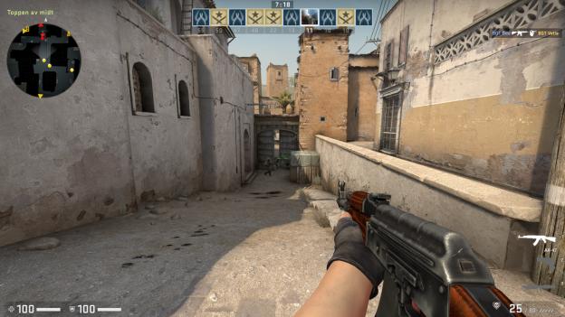 Counter-Strike: Global Offensive (CS:GO) Szene