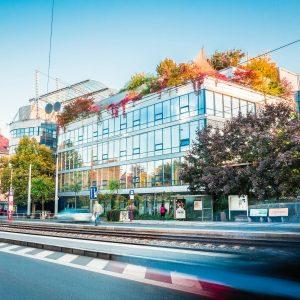 SAZKA Group Hauptsitz in Prag