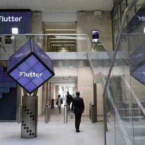 Geschäftshaus Logo Flutter