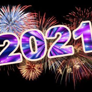 An Neujahr winken interessante Wettmöglichkeiten (Bild: Pixabay/M Harris) 2021 Feuerwerk