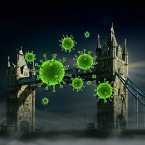 Tower Bridge London, Virus