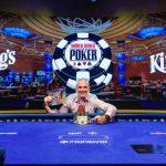 WSOP 2020: Damian Salas kämpft in Las Vegas um das Bracelet