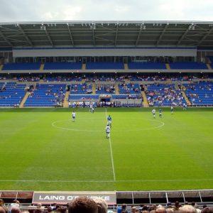 Cardiff City Stadium Stadion